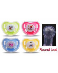 10pcs cute newborn baby boy pacifier newborn baby girl pacifier infant soother infant dummy infant pacifier for breastfed baby